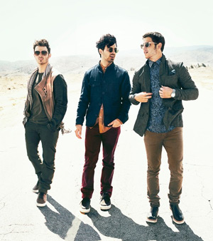Jonas Brothers Announce New Single 'First Time' Released September 23rd 2013
