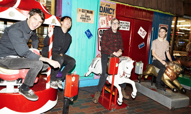 Joyce Manor Announce New Album 'Never Hungover Again' Out In The UK July 21st 2014