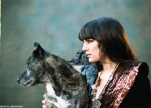Juliette Commagere Announces 'Human' Lp Available September 17th 2013