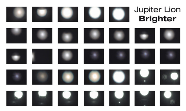 Jupiter Lion Announces New Album 'Brighter' Out In The UK 6th October 2014