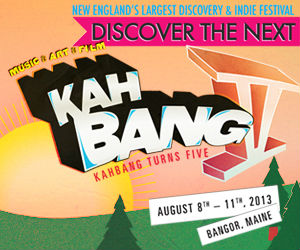 Kahbang Festival Announces Full 2013 Music Line Up Including Dr. Dog, Earl Sweatshirt, Lights, Oberhofer And More