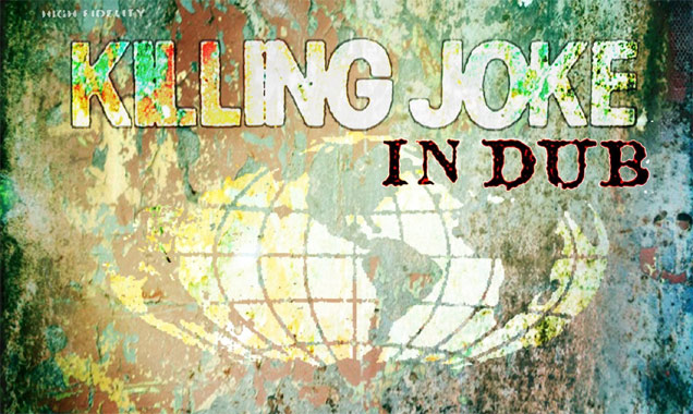 Killing Joke New 'In Dub' Album Plus Live Album And Jaz Coleman Letters Fo Cytheria And Symphony No.2 'The Island' Out March 24th 2014