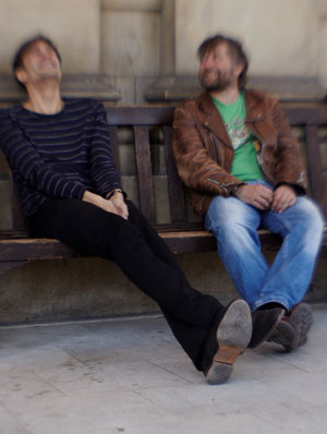 King Creosote & Jon Hopkins Announce 2012 UK Tour
