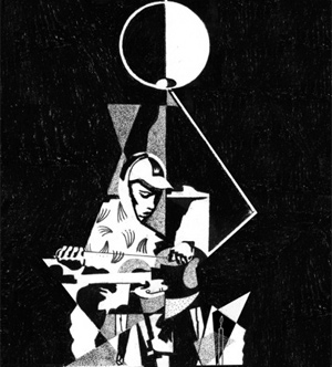 King Krule Announces Debut Album '6 Feet Beneath The Moon' Released Aug 24th 2013