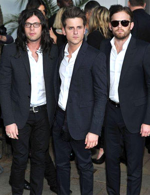 Kings Of Leon Announce 2013 UK Arena Tour