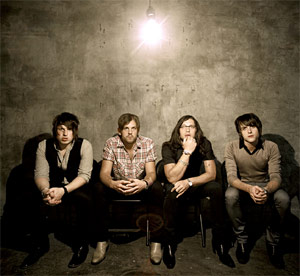 Kings Of Leon Announce New Record Come Around Sundown