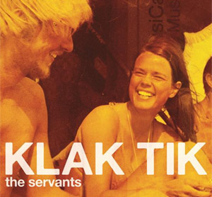 Klak Tiks New Album 'The Servants' Is Out Now Also London Show Announced For March 14th 2013