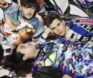 Klaxons' New Single 'There Is No Other Time' Released March 23rd 2014