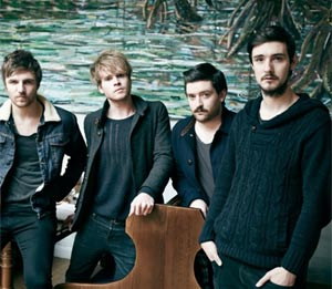 Kodaline Announce March And April 2013 UK Tour