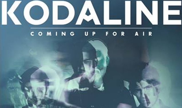 Kodaline To Release Sophmore Album 'Coming Up For Air'  On March The 24th 2015