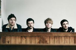 Kodaline Release Their New Single 'Brand New Day' On Monday 26th August 2013
