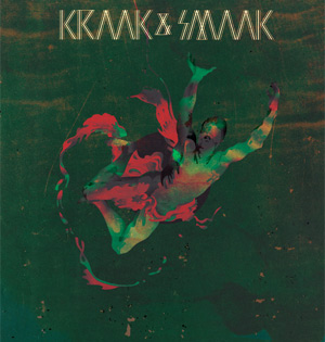 Kraak And Smaak Announce New Album 'Chrome Waves' Released October 28th 2013