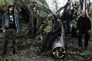Finnish Doom Metallers Kuolemanlaakso Release New Album 'Tulijoutsen' Out March 17th 2014