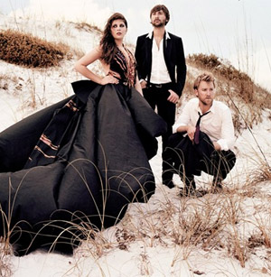 Lady Antebellum To Perform At This Year's Cma Awards 2011