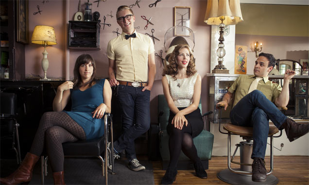 Lake Street Dive Release New Album 'Bad Self Portraits' In The UK May 5 2014