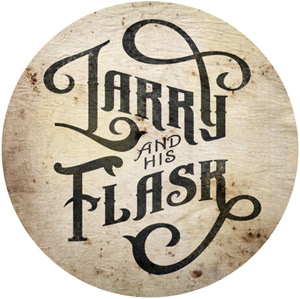 Larry And His Flask New Ep 'Hobo's Lament' Released 6th May 2013