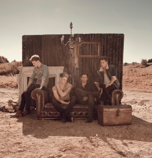 Lawson's Debut Album 'Chapman Square' Out Now!