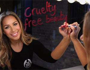 Leona Lewis Announces New Partnership With The Body Shop