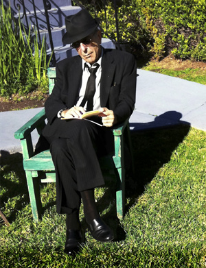 Leonard Cohen Announces Birmingham Date On 8th September 2013