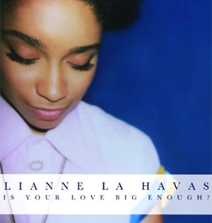 Lianne La Havas Releases Debut Album 'Is Your Love Big Enough' On The 9th July 2012