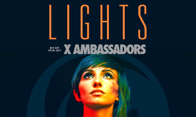 Lights Announces Us Headlining Tour In February 2015
