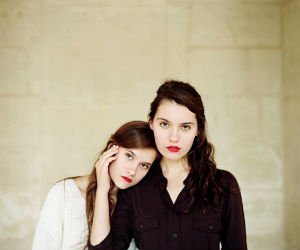 Lily And Madeleine Announce Details Of Their New Single 'I've Got Freedom' Out 25th February 2014