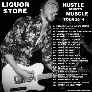 Liquor Store Embark On 'Hustle Meets Muscle' Us Tour