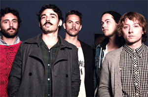 Local Natives Announce 2013 UK And Europe Autumn Tour