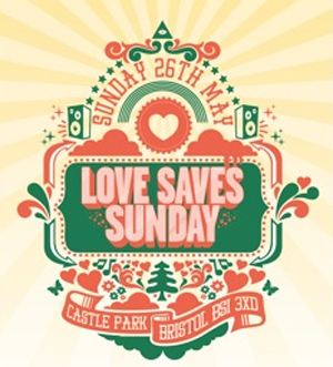 Love Saves Sunday Festival 2013 Announce Ghostpoet & Ms Dynamite On The Line-up Plus Many More..