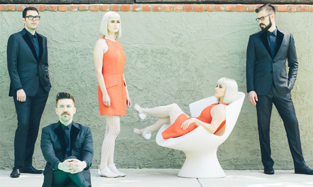 Lucius Announces New Single  'Tempest'  Out In The UK August 25th Plus Full October 2014 Tour Dates Announced