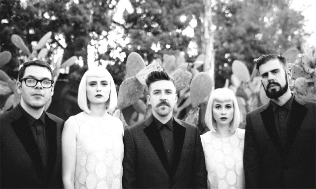 Lucius Announce New Single 'Turn It Around' Out In The UK 12th May 2014
