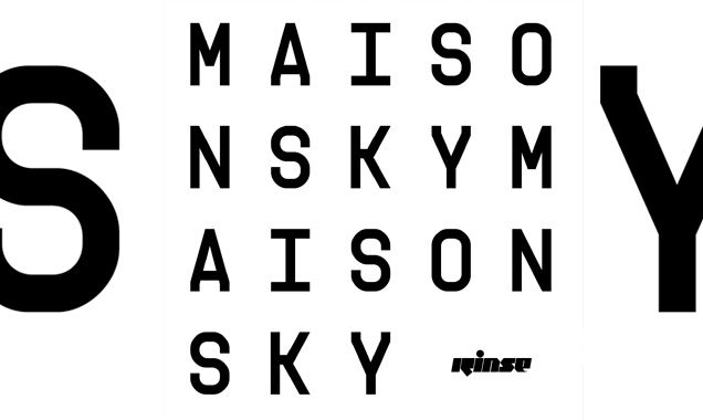 Maison Sky Share And Stream New Track 'Ludes' [Listen]