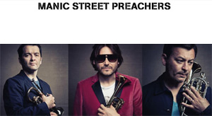 Manic Street Preachers Announce 2013 UK September Tour