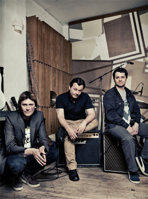Manic Street Preachers 'National Treasures' Album Announced For Release 31st October 2011