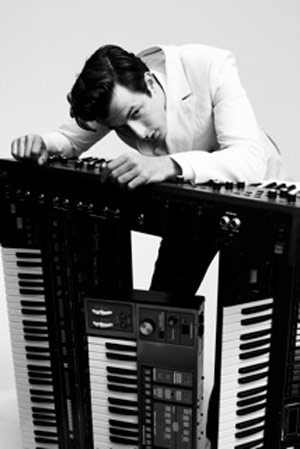 Mark Ronson Announces 2010 Autumn Tour