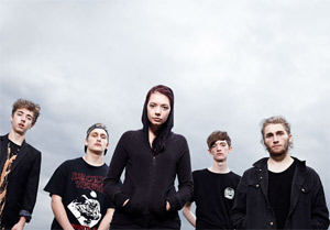 Marmozets Sign To Roadrunner Records, Release New Single 'Move, Shake, Hide'