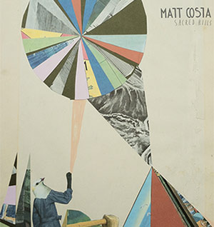 Matt Costa Releases Self-titled Fourth Album On March 4th 2013