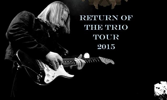 Matt Schofield Announces 'Return Of The Trio UK Tour' This Spring 2015