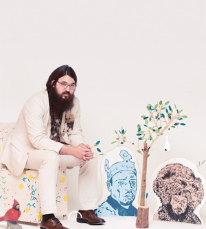 Matthew E. White Announces New Single 'Big Love' Out February 25th 2013
