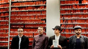 Maximo Park Announce UK March  2014 Tour