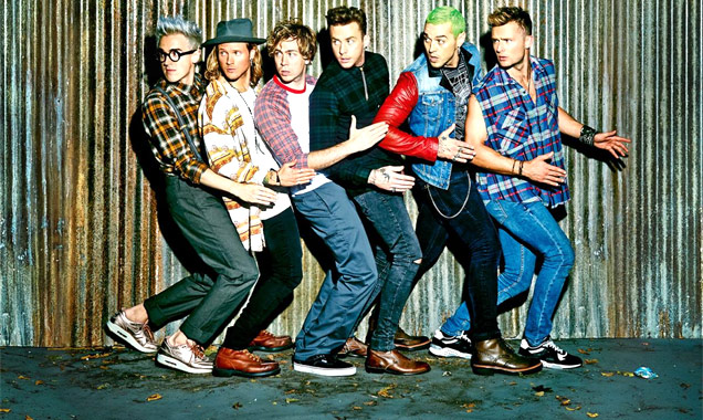 Mcbusted Announce Debut Album Released In The UK 1st December 2014