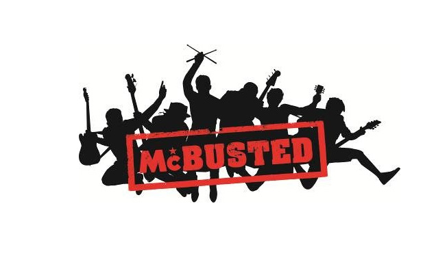 Mcbusted Announce New Arena Tour For 2015