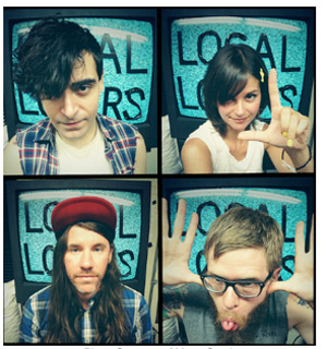 Mean Creek Announce 'Local Losers' Album Released January 28th 2014