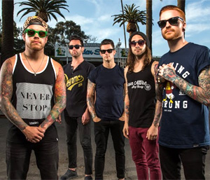 Memphis May Fire Announce UK Spring Tour 2014