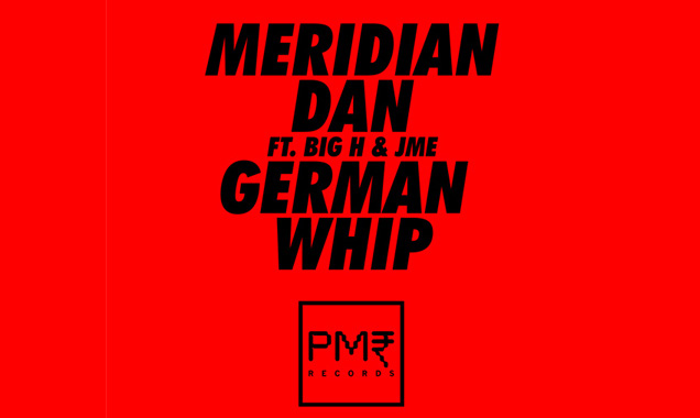 Meridian Dan Signs To Pmr Records 'German Whip' To Get Official Release On 31st March 2014