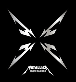 Metallica 'Beyond Magnetic' Ep Out January 30th 2012