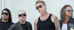 Metallica Play Their Only European Show This Summer At Roskilde Festival 2013