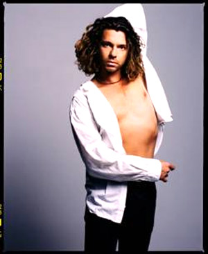 Exclusive Michael Hutchence Photo Exhibition 20th - 22nd October 2011