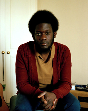 Michael Kiwanuka Announces Festival Tour Dates For 2012