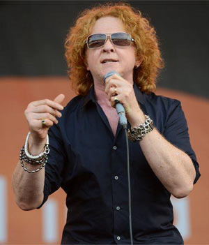 Mick Hucknall Announces New Solo Album 'American Soul' Album Out October 29th 2012